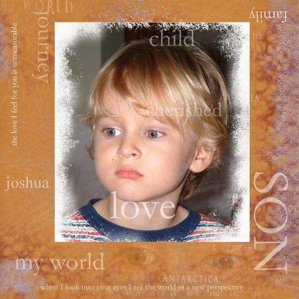 Josh my Son