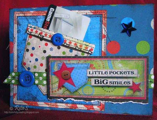 Little Pockets Card