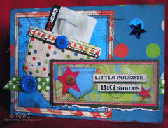 Little Pockets Card