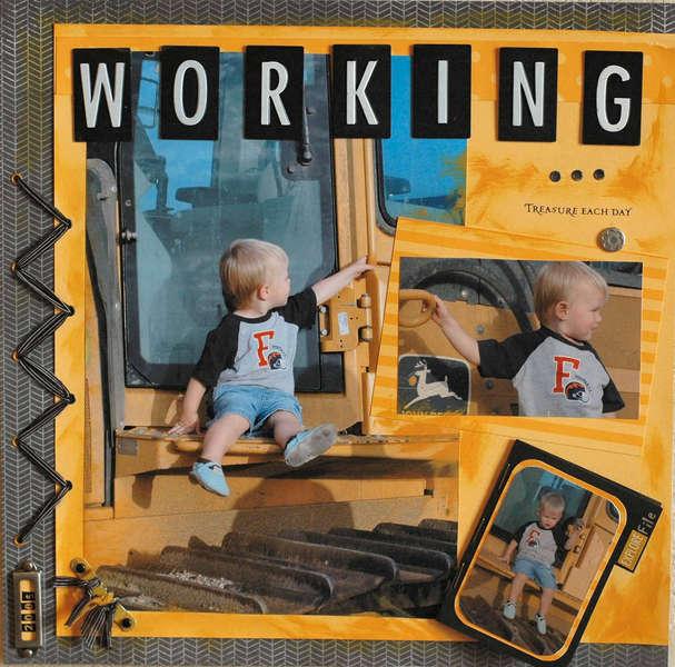 Working Man-lt