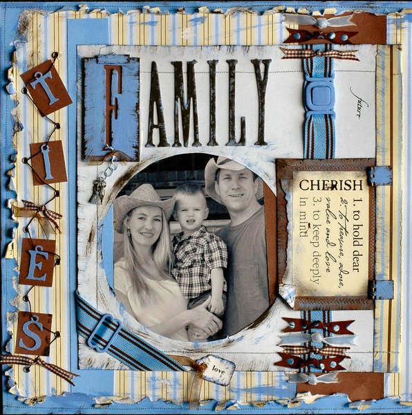 FAMILY TIES, lt