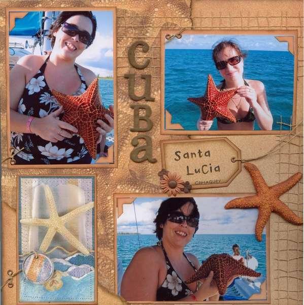 Starfish - Cuba
