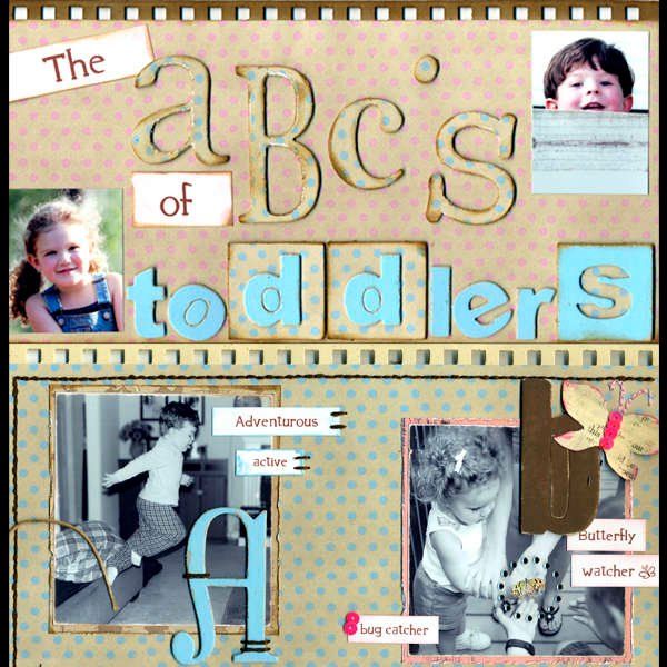 The ABC's of Toddlers