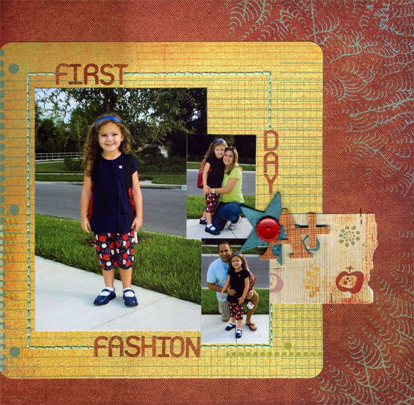 First Day Fashion