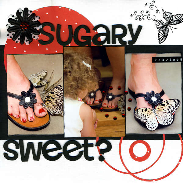 Sugary Sweet?