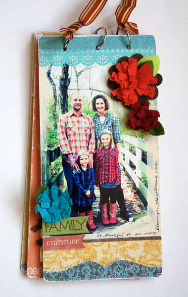 """Family Gratitude Album""  Little Yellow Bicycle"
