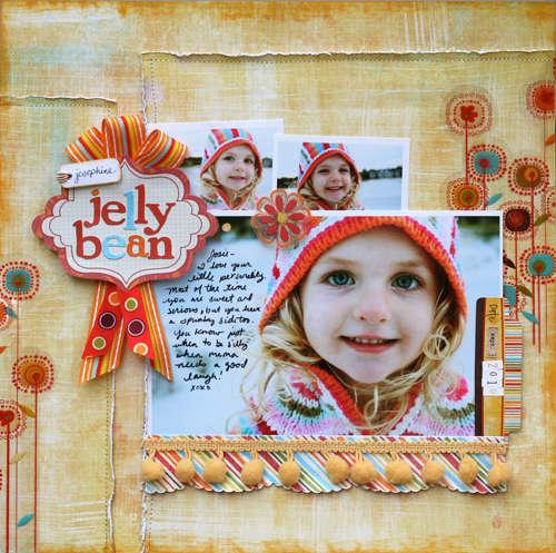 """Josephine Jellybean"""