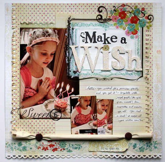 """""""Make A Wish"""" Fancy Pants"""