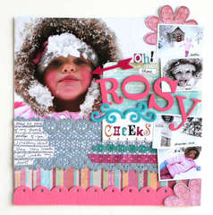 FANCY PANTS DESIGNS - Oh! Those Rosy Cheeks