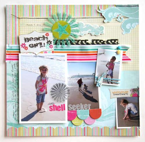 """""""Shell Seeker"""" Fancy Pants Designs"""