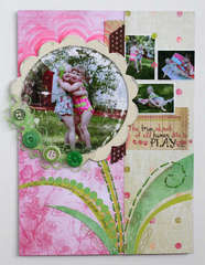 FANCY PANTS DESIGNS - Hattie and Maddy