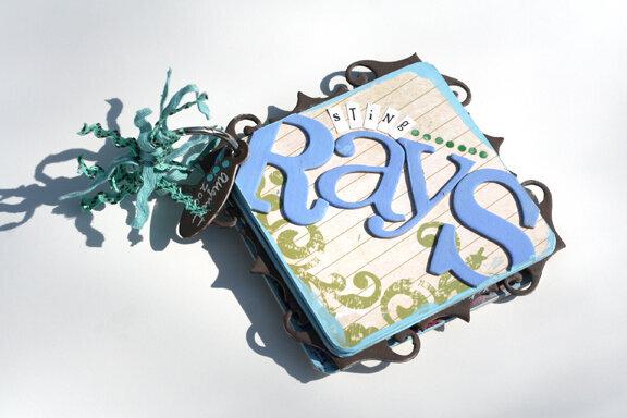 Fancy Pants Designs - Sting Rays mini album