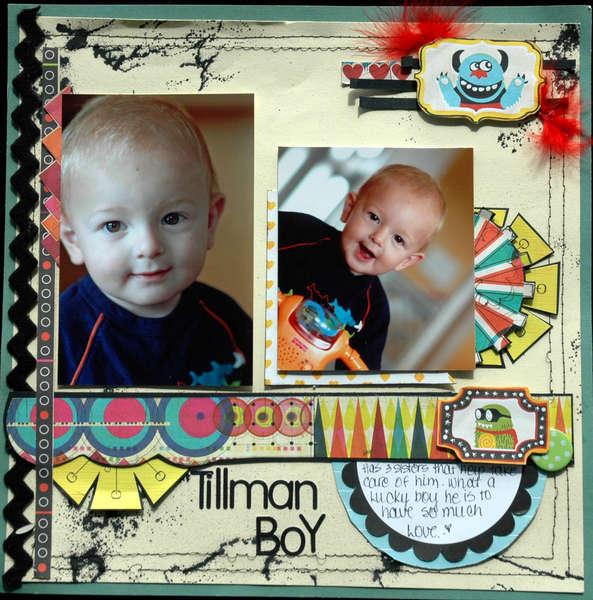 Tillman Boy