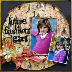 Future Fashion Girl