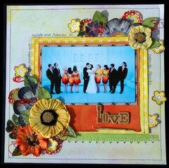 Love- The wedding party