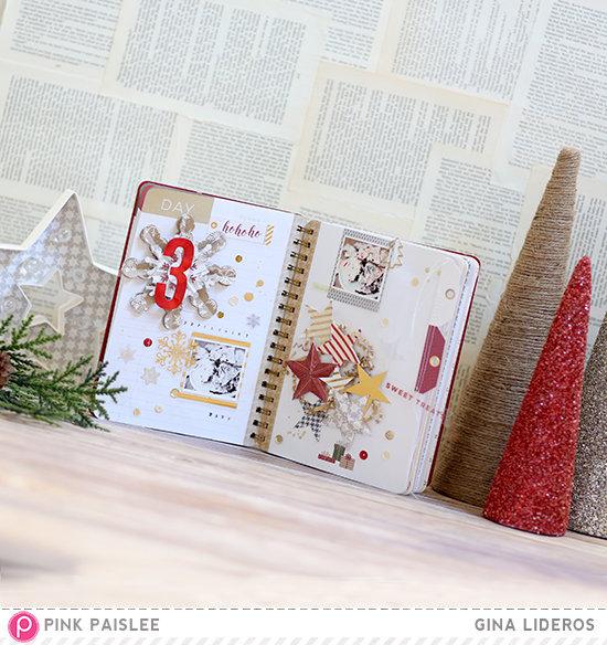 PINK PAISLEE CHRISTMAS COUNTDOWN DAY 3