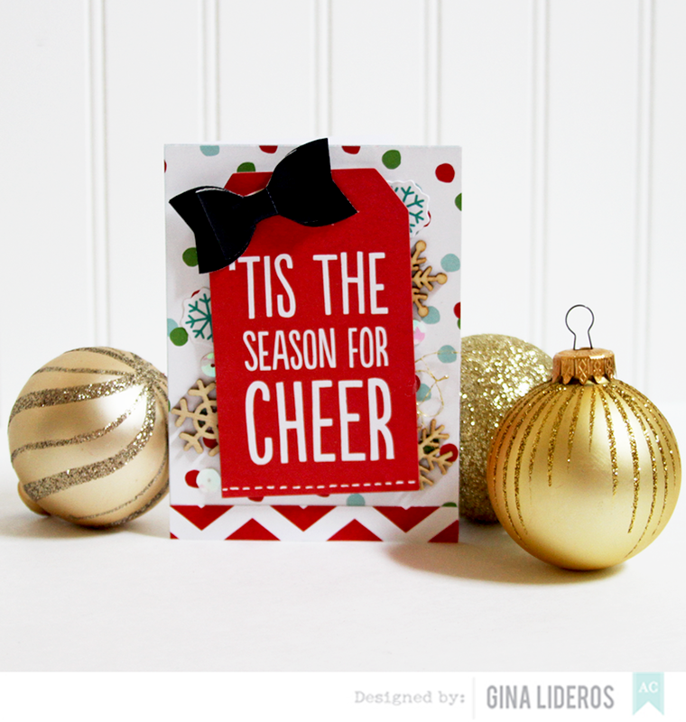 Cheer *American Crafts DT