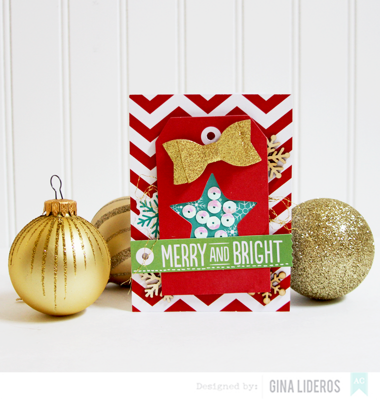Merry And Bright *American Crafts DT