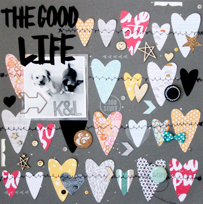The Good Life *American Crafts DT