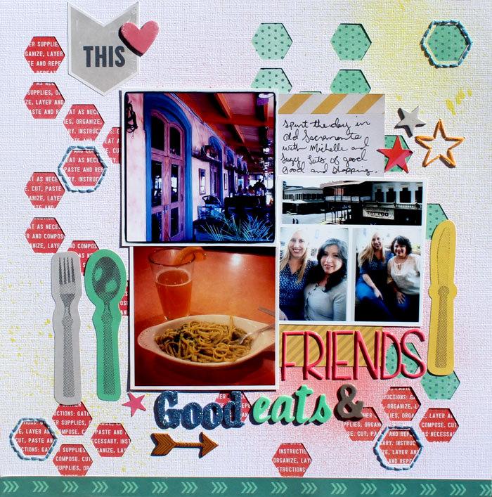 Good Friends & Good Eats