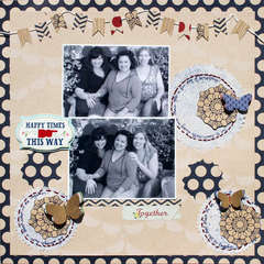 happy times this way layout