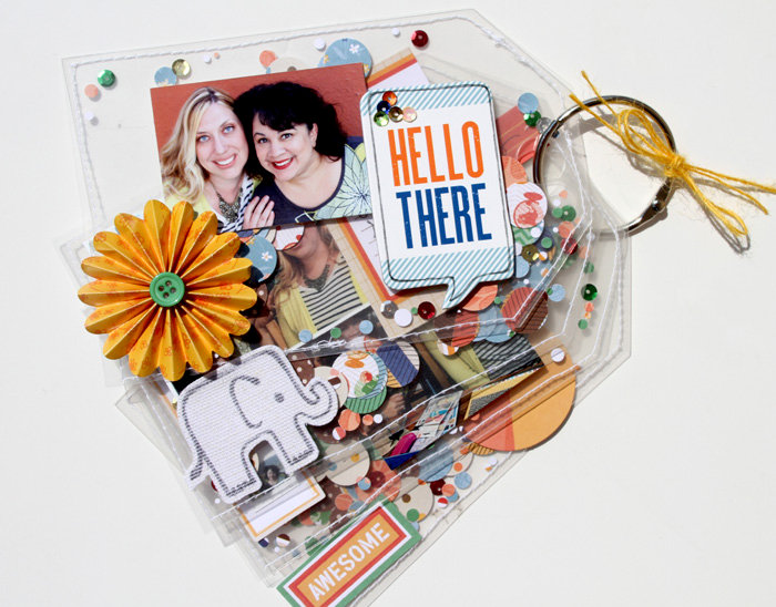 Hello There mini album *American Crafts