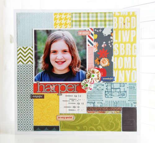 harper  **Crate Paper/Studio Calico**