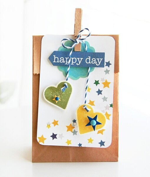 Happy Day Tag