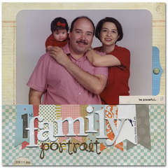 1st family portrait