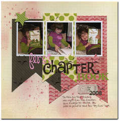 first chapter book