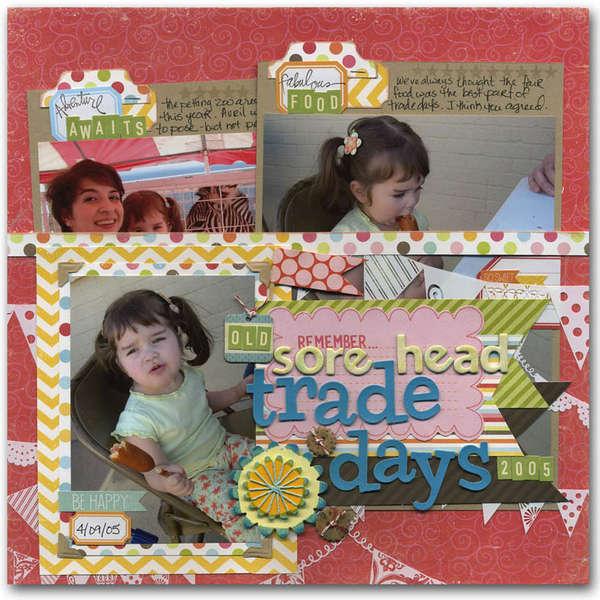 old sorehead trade days 2005