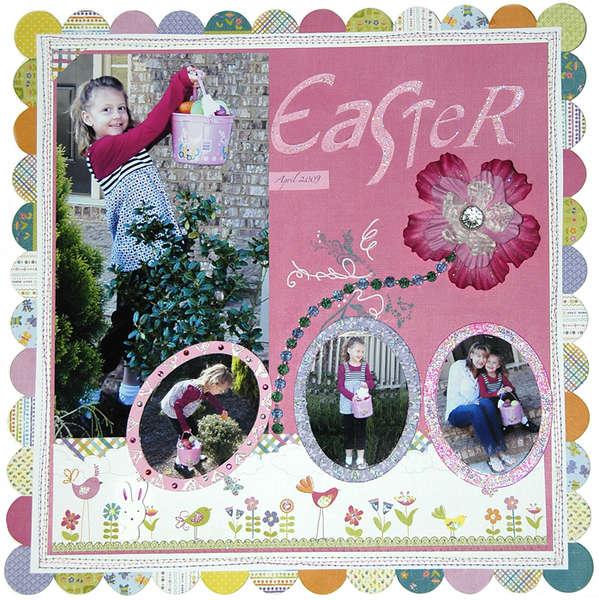 """Pink Challenge"" - Easter 2009"