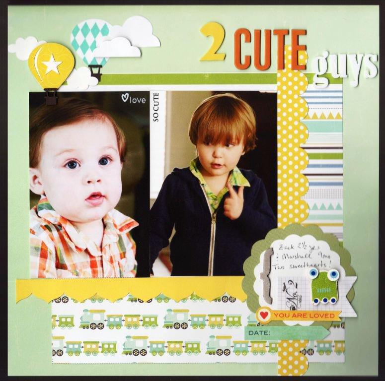 2 Cute Guys