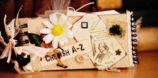 Cherish A to Z mini album