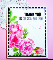 Thank You in Pinks