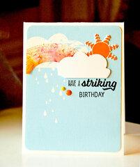 Have a striking birthday