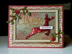 Vintage - Merry and Bright