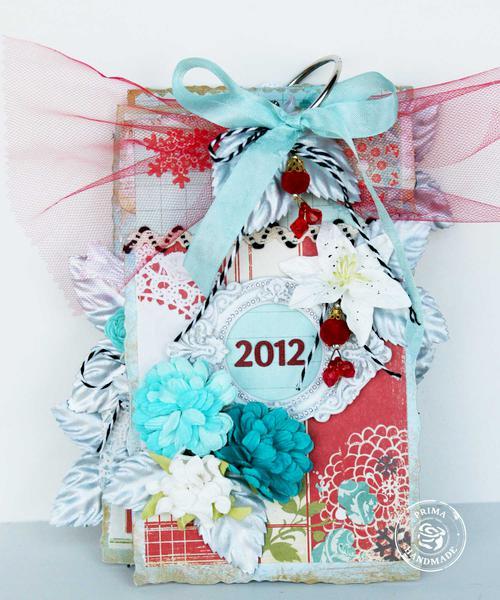 Christmas 2012 Mini-Album