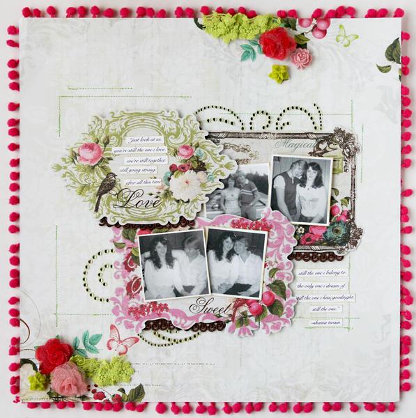 Prima's Creative Book 2012 Sample