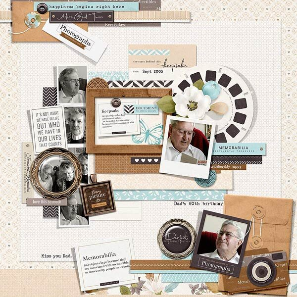 Capturing Memories of Mom and Dad