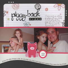 Piggy-Back Rides