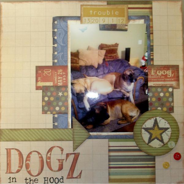 Dogz in the hood