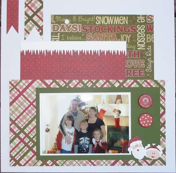 Christmas LO page 2