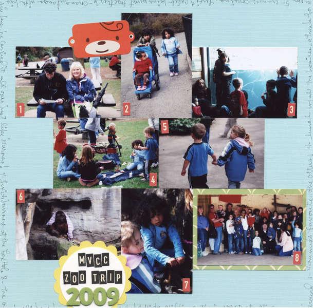 MvCC zoo Trip