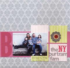 the NY burtram fam