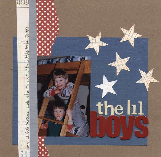 the lil boys