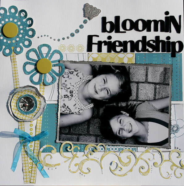 bloomin friendship *Back Porch Memories Kit Club*