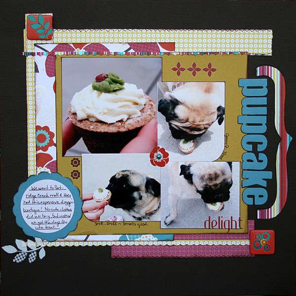 pupcake *Back Porch Memories August Kit*