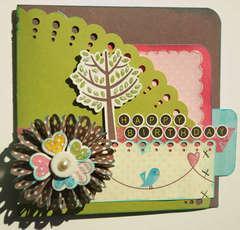 Happy Birthday Card {My Little Shoebox}