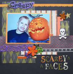 Scarey Faces